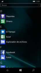 Microsoft Lumia 950 - Connection - Transferir archivos a través de Bluetooth - Paso 3