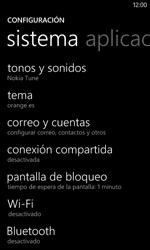 Nokia Lumia 520 - E-mail - Configurar correo electrónico - Paso 4