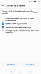 Huawei P10 - E-mail - Configurar Outlook.com - Paso 9