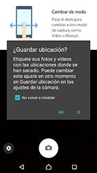 Sony Xperia XA1 - Red - Uso de la camára - Paso 4