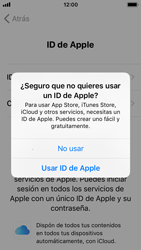 Apple iPhone SE - iOS 11 - Primeros pasos - Activar el equipo - Paso 19