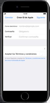 Apple iPhone SE - iOS 11 - Aplicaciones - Tienda de aplicaciones - Paso 7