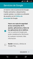 HTC One M9 - Aplicaciones - Tienda de aplicaciones - Paso 12