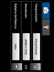 Samsung S5570 Galaxy Mini - Red - Uso de la camára - Paso 5