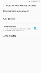 Samsung Galaxy J5 (2017) - Internet - Ver uso de datos - Paso 14