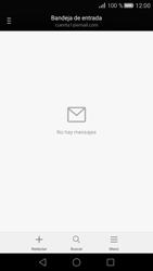 Huawei P8 - E-mail - Configurar correo electrónico - Paso 4
