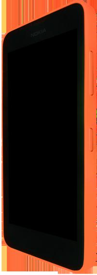 Nokia Lumia 635 - Primeros pasos - Quitar y colocar la batería - Paso 9
