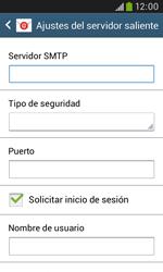 Samsung S7580 Galaxy Trend Plus - E-mail - Configurar correo electrónico - Paso 12