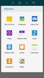 Samsung A500FU Galaxy A5 - E-mail - Escribir y enviar un correo electrónico - Paso 11