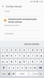 Samsung Galaxy S7 - E-mail - Configurar correo electrónico - Paso 14