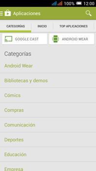 Alcatel Pop C9 - Aplicaciones - Descargar aplicaciones - Paso 6