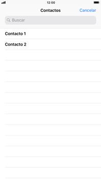 Apple iPhone 8 Plus - MMS - Escribir y enviar un mensaje multimedia - Paso 5