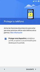 BlackBerry DTEK 50 - Primeros pasos - Activar el equipo - Paso 12