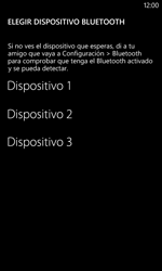 Nokia Lumia 520 - Connection - Transferir archivos a través de Bluetooth - Paso 13