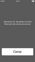 Apple iPhone 5s iOS 10 - MMS - Configurar el equipo para mensajes de texto - Paso 6