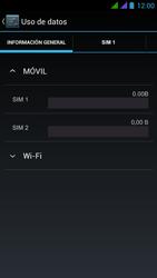 BQ Aquaris 5 HD - Internet - Ver uso de datos - Paso 5