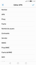 Huawei P10 - MMS - Configurar el equipo para mensajes multimedia - Paso 8