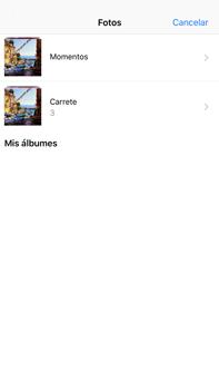 Apple iPhone 8 Plus - MMS - Escribir y enviar un mensaje multimedia - Paso 12