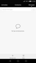 Huawei P8 - MMS - Escribir y enviar un mensaje multimedia - Paso 3