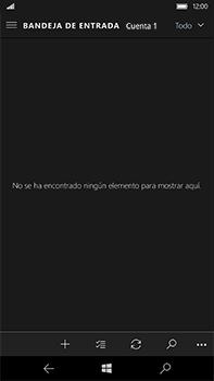 Microsoft Lumia 950 XL - E-mail - Configurar correo electrónico - Paso 22