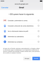 Apple iPhone 6 Plus iOS 8 - E-mail - Configurar Gmail - Paso 8