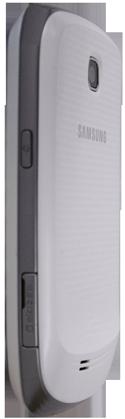 Samsung S5570 Galaxy Mini - Primeros pasos - Quitar y colocar la batería - Paso 9