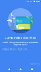 Sony Xperia XZ1 - E-mail - Configurar Outlook.com - Paso 6