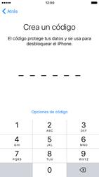Apple iPhone 6s iOS 10 - Primeros pasos - Activar el equipo - Paso 13