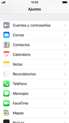 Apple iPhone 5s - iOS 11 - E-mail - Configurar Outlook.com - Paso 3