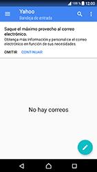 Sony Xperia XZ1 - E-mail - Configurar Yahoo! - Paso 5