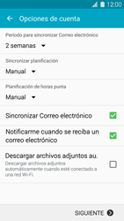 Samsung G900F Galaxy S5 - E-mail - Configurar Yahoo! - Paso 8