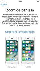 Apple iPhone 6s iOS 10 - Primeros pasos - Activar el equipo - Paso 24