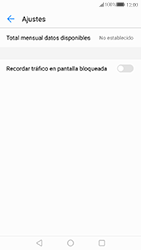 Huawei P10 - Internet - Ver uso de datos - Paso 5