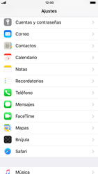 Apple iPhone 8 - E-mail - Configurar correo electrónico - Paso 3