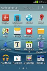 Samsung S6310 Galaxy Young - Aplicaciones - Descargar aplicaciones - Paso 3