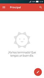 Huawei Y5 - E-mail - Configurar Gmail - Paso 6