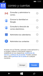 Microsoft Lumia 640 - E-mail - Configurar Gmail - Paso 10