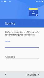 Samsung Galaxy S7 - Primeros pasos - Activar el equipo - Paso 12