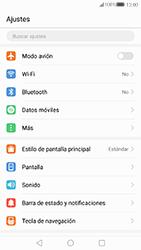 Huawei P10 - Internet - Ver uso de datos - Paso 3