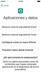 Apple iPhone SE - Primeros pasos - Activar el equipo - Paso 17