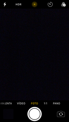 Apple iPhone 5s - iOS 11 - Red - Uso de la camára - Paso 3