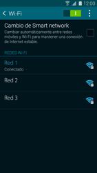 Samsung G900F Galaxy S5 - WiFi - Conectarse a una red WiFi - Paso 8