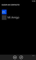 Nokia Lumia 520 - MMS - Escribir y enviar un mensaje multimedia - Paso 6