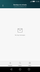 Huawei P8 Lite - E-mail - Configurar Outlook.com - Paso 4