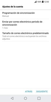 LG Q6 - E-mail - Configurar Yahoo! - Paso 10