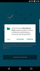 BlackBerry DTEK 50 - E-mail - Configurar correo electrónico - Paso 9
