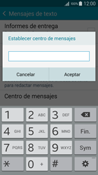 Samsung A500FU Galaxy A5 - MMS - Configurar el equipo para mensajes de texto - Paso 8