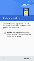 BlackBerry DTEK 50 - Primeros pasos - Activar el equipo - Paso 13