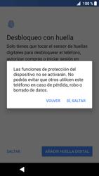 Sony Xperia XZ1 - Primeros pasos - Activar el equipo - Paso 12