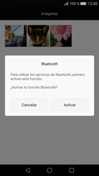 Huawei P8 - Connection - Transferir archivos a través de Bluetooth - Paso 10